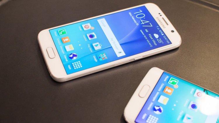Galaxy S6:S6 Edge