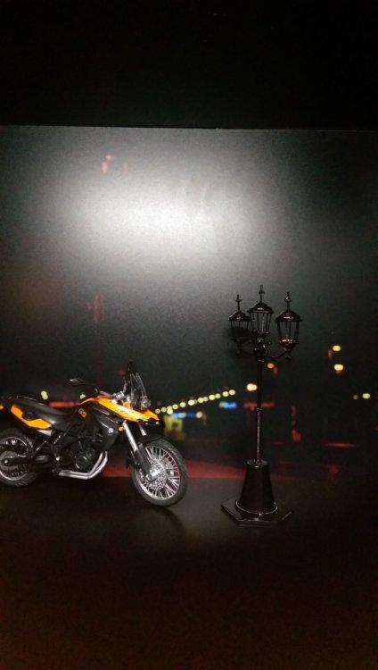 HTC One M9 Night mode