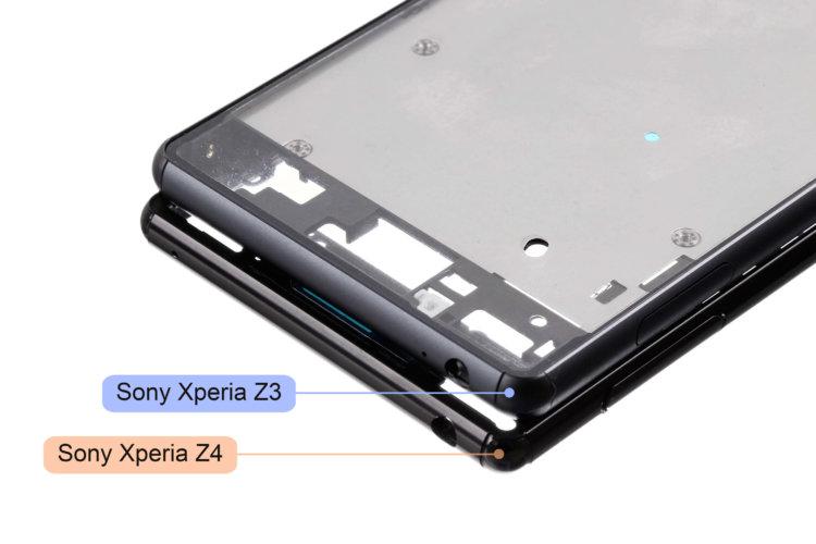 рамка Sony Xperia Z4