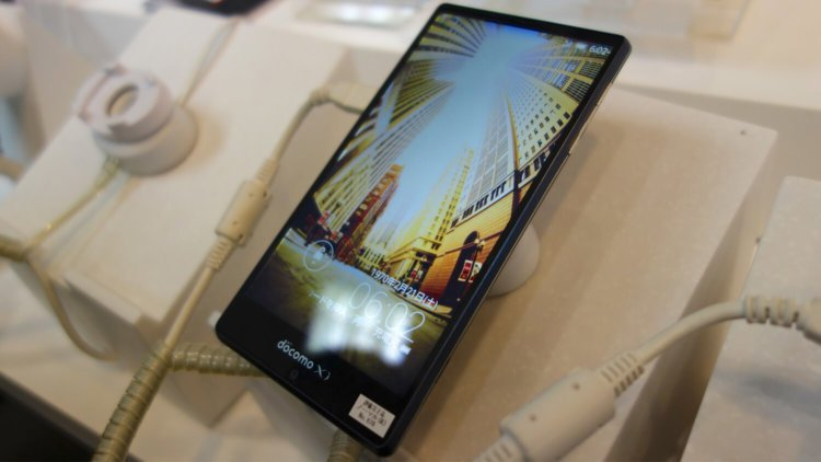 SHARP SH-04F AQUOS123