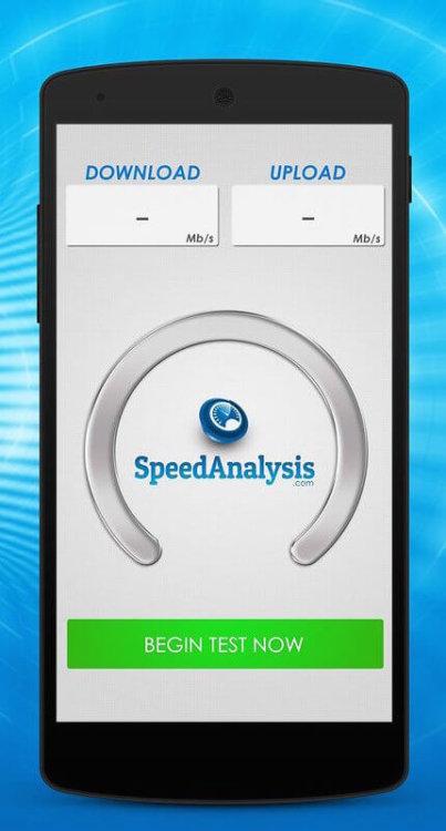 SpeedAnalysis
