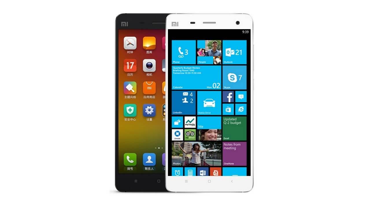 Microsoft предложит вам избавиться от Android в своих смартфонах