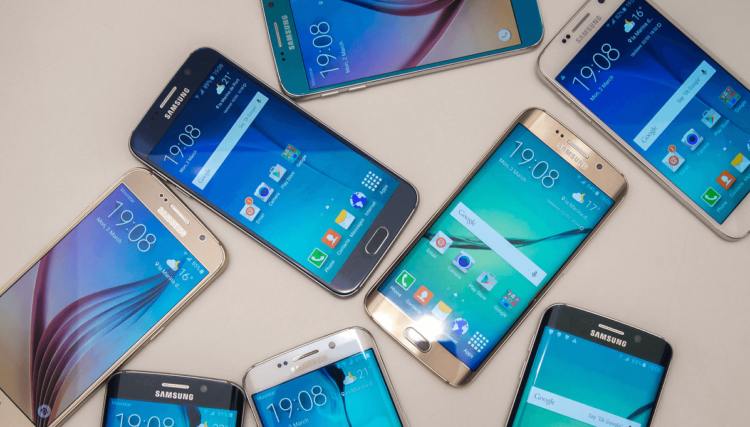 many galaxy s6 edge