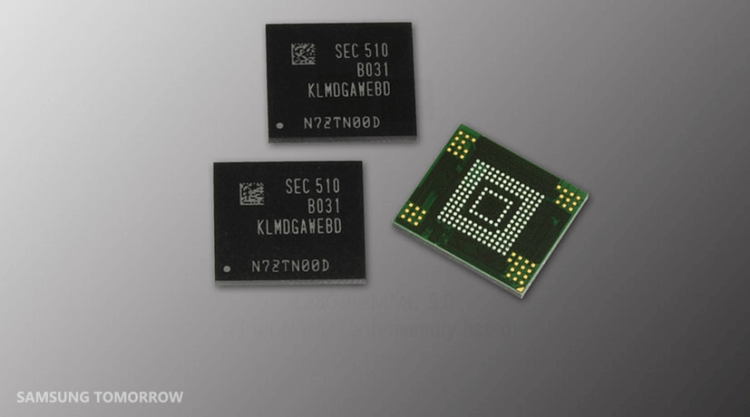 samsung 128 gb memory