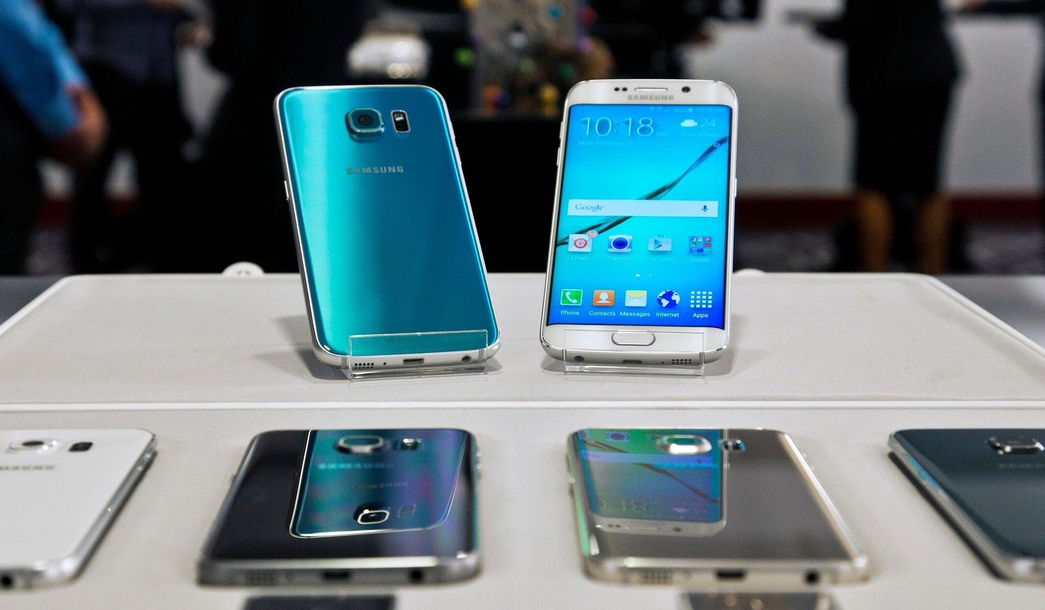 Galaxy S6 идёт на рекорд продаж?