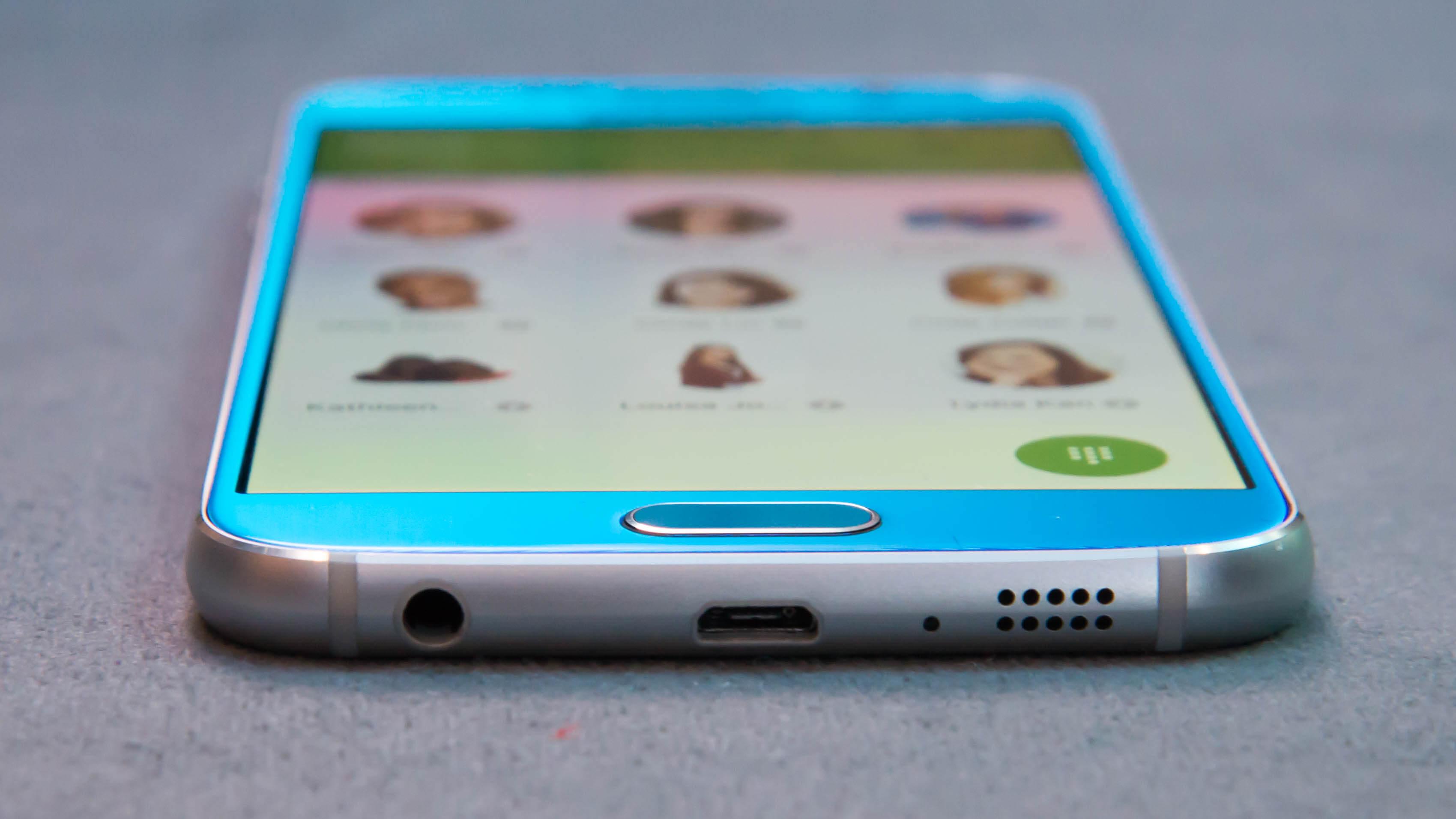 Galaxy S6 и Galaxy S6 Edge: шесть отличий