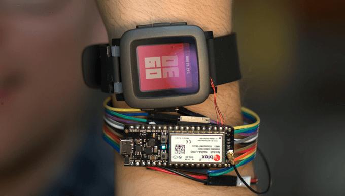 smartstrape prototip