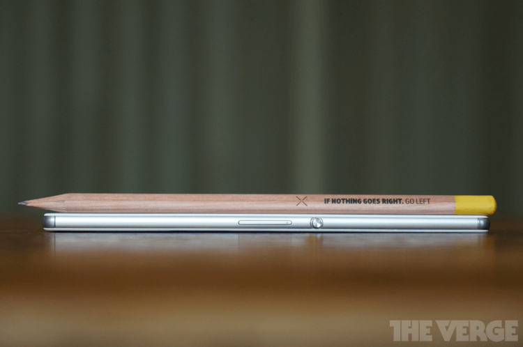 sony xperia z4 tablet and pencil