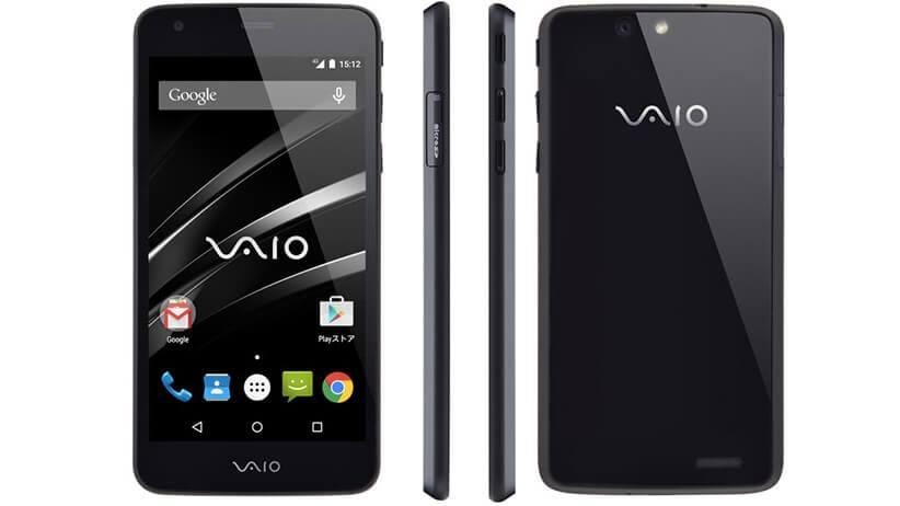 VAIO, бывшая частью Sony, представила свой первый смартфон
