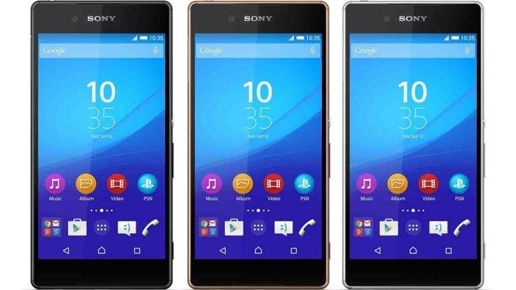 Sony Zperia Z4