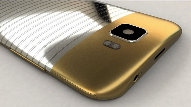 Мечта о Galaxy S7