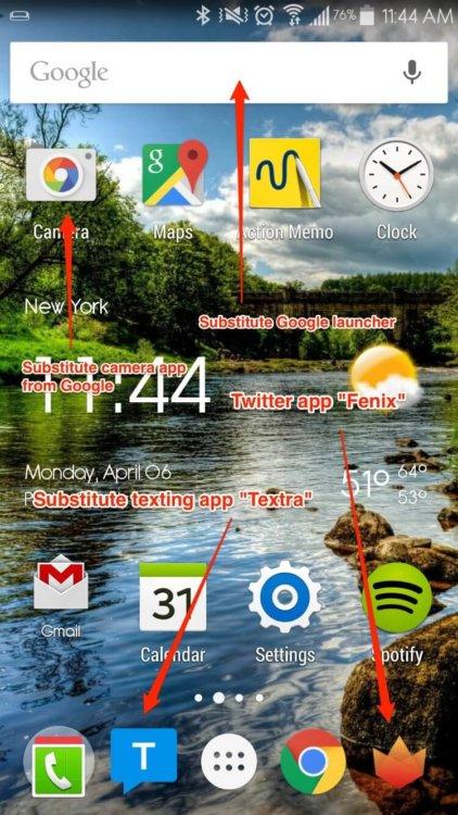 Кастомизация Android