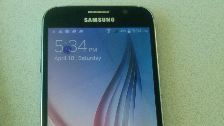 Поддельный Galaxy S6