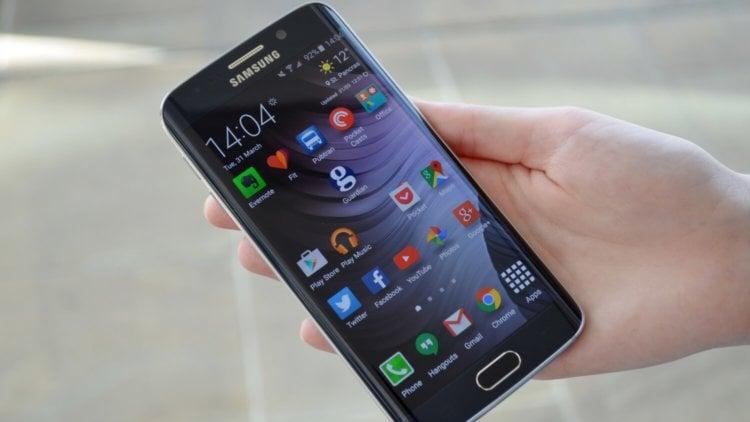 Galaxy S6 Edge