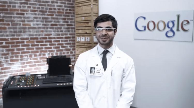 лабаратория Google X