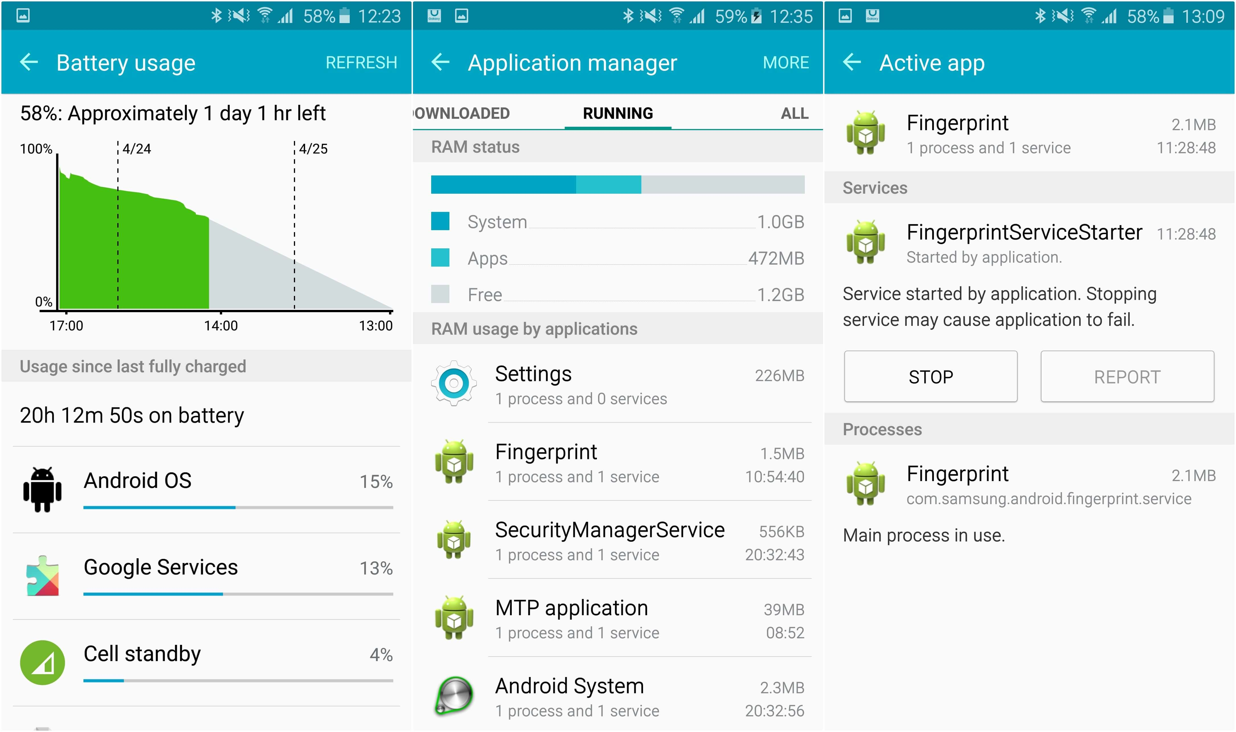 Лучшие способы увеличить время работы Samsung Galaxy S6