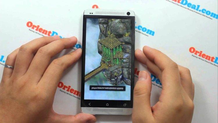 OrientPhone HTC Clone