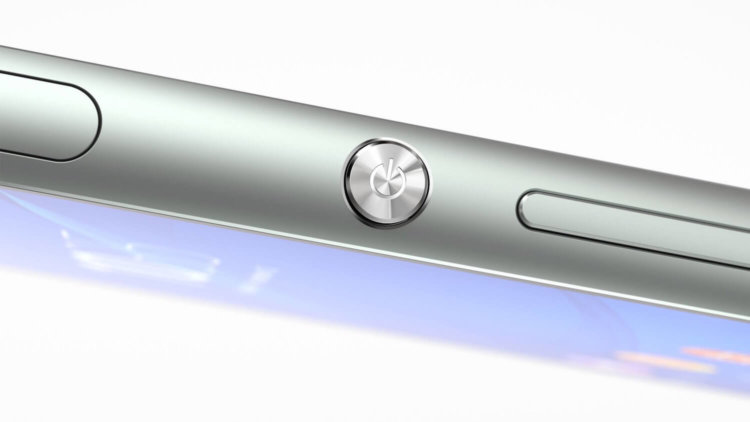Xperia Z3 Power Button