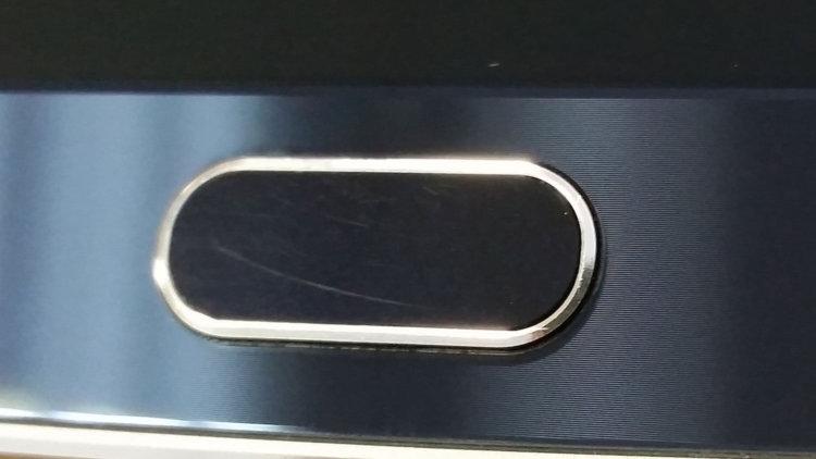 Кнопка Galaxy S6