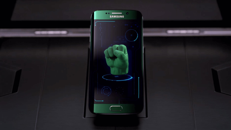 Samsung сняла две части собственных «Мстителей