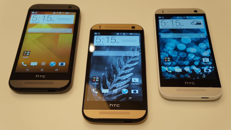 HTC ставит крест на мини-смартфонах