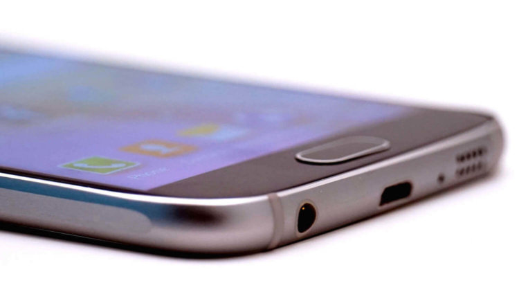 Samsung Galaxy S6 Scanner