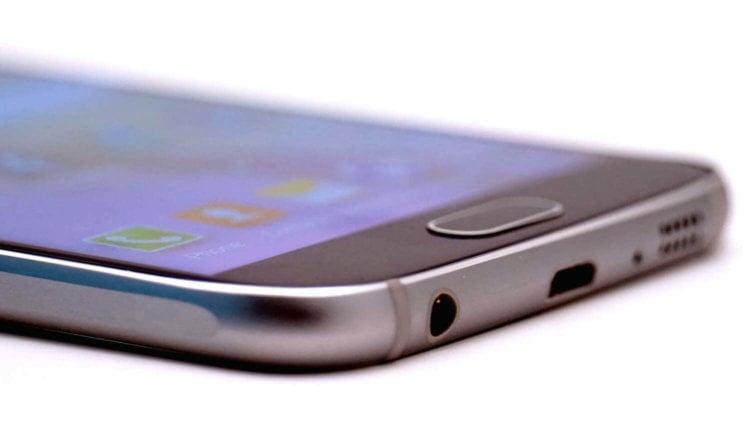 Samsung Galaxy S6 Scanner