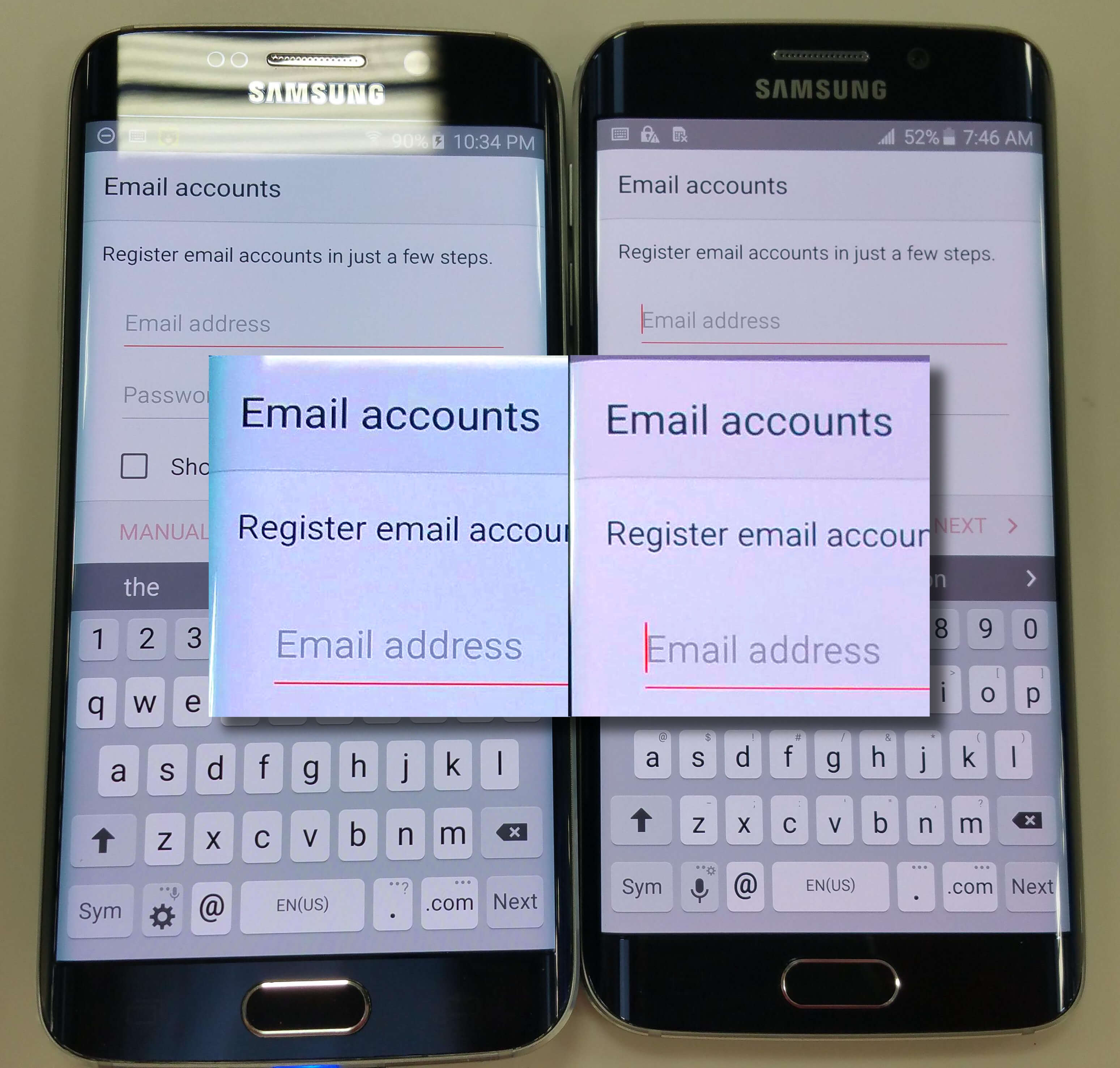 Проблемы, с которыми сталкиваются первые пользователи Galaxy S6