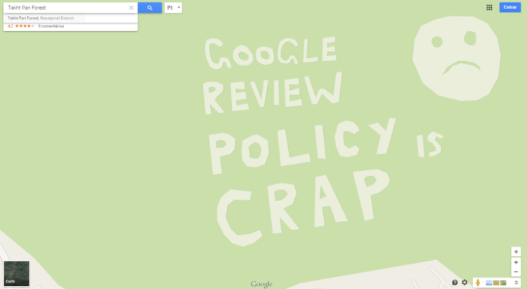 google review policy