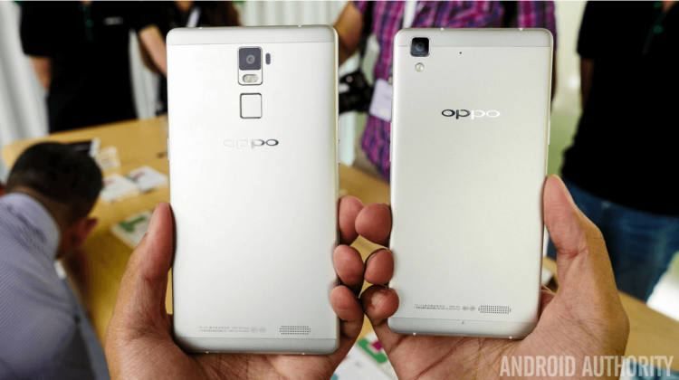 oppo r7 and r7 plus 2