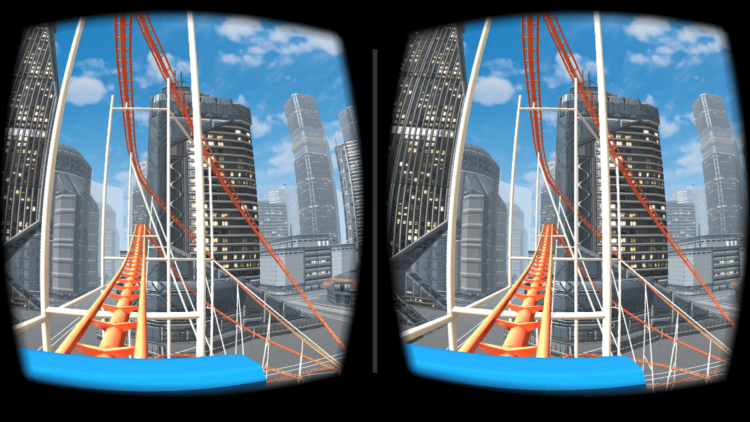 VR Roller