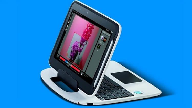 Планшет и ноутбук в одном устройстве