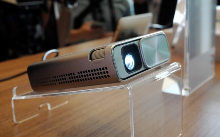 Asus E1z projector