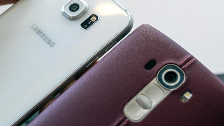 G4 vs Galaxy S6