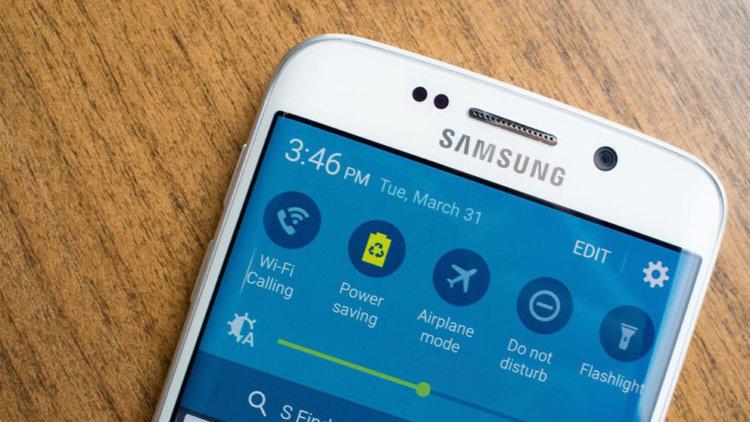 Galaxy S6 Toggles