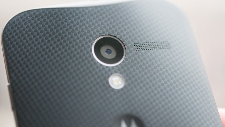 Moto X Camera