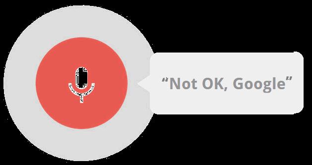NotOKGoogle