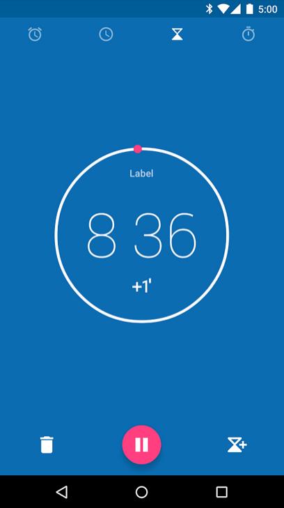 google-clock2