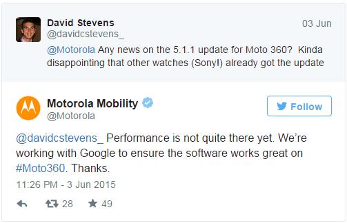 motorola mobility comment