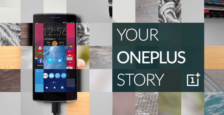 Your OnePlus Story