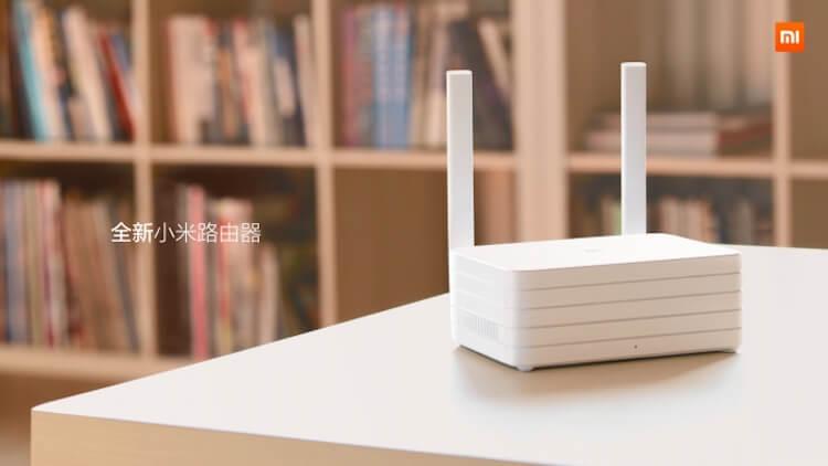 Xiaomi представила новый Wi-Fi-роутер с 6 ТБ памяти и умный светильник