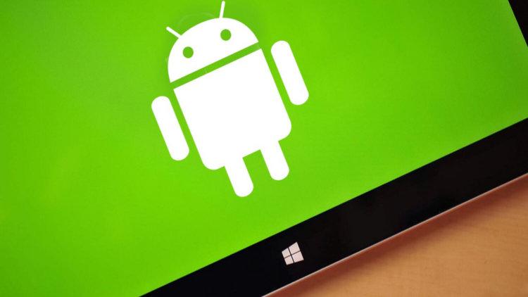 Windows 10 и Android