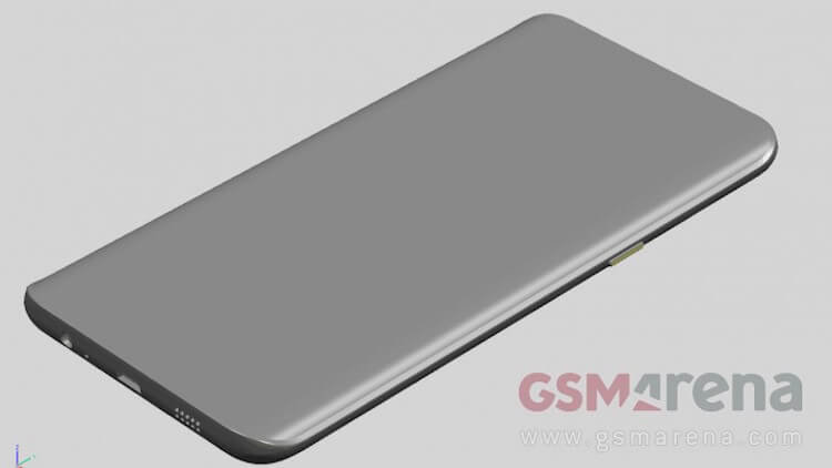 S6 Edge Plus Render