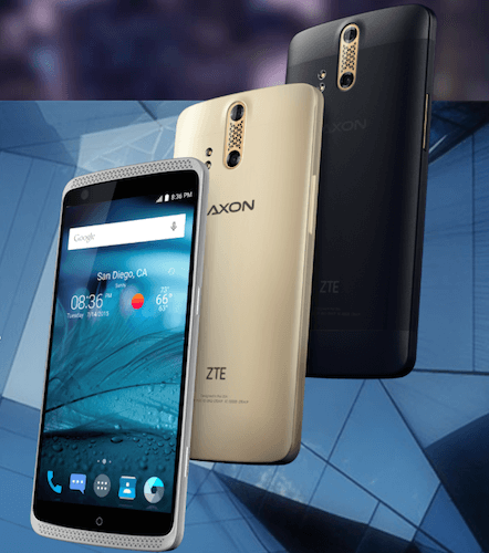 Axon Phone
