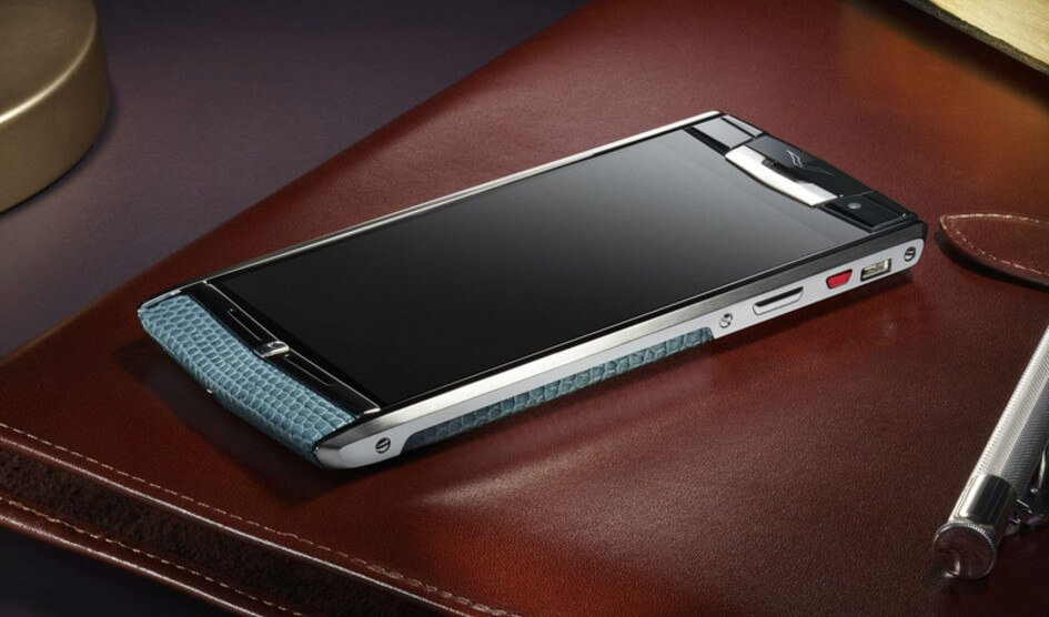 Vertu готовит к выходу смартфон на Snapdragon 810 с 4 ГБ оперативной памяти