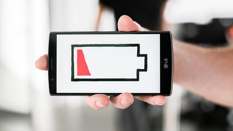 Как определить, какое приложение потребляет слишком много заряда, и что с ним делать