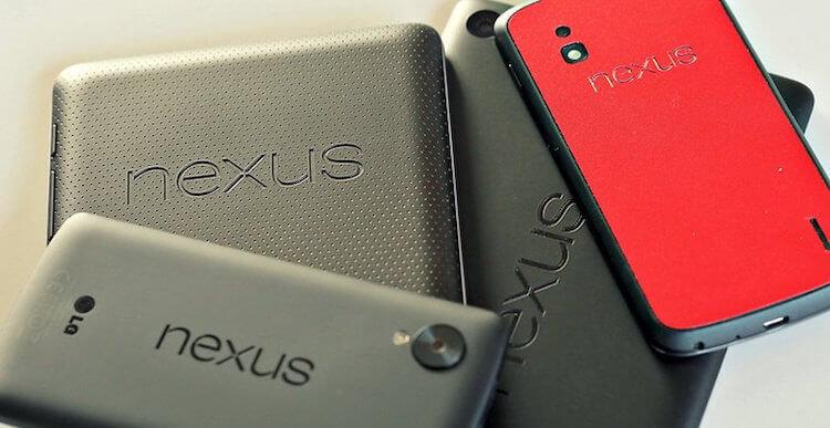 AndroidPIT-Nexus-Family-w782