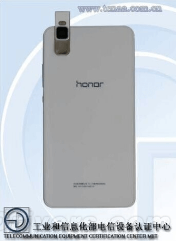 Huawei Honor 7i leak