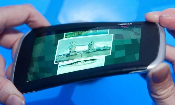 Nokia-Kinetic-demonstrator