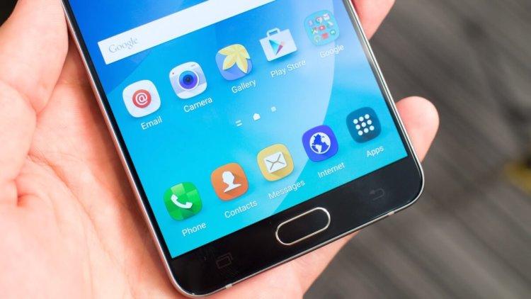 Каким будет новый интерфейс флагманов Samsung?